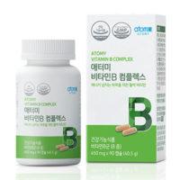 Витаминный комплекс группы В  40.5 гр (450 мг х 90 шт) / 3 мес[애터미 비타민B 컴플렉스]