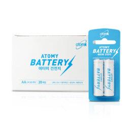 Батарейки пара АА [애터미 건전지 AA]