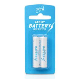 Батарейки маленькие [애터미 건전지 AAA]